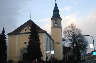 Kirche Heilig-Kreuz