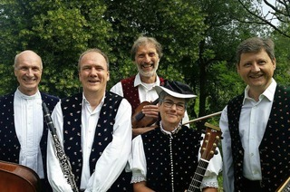 Stubenhausmusik in Oberried