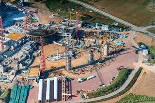 Europa-Park Wasserwelt Rulantica wird aus Beton erschaffen