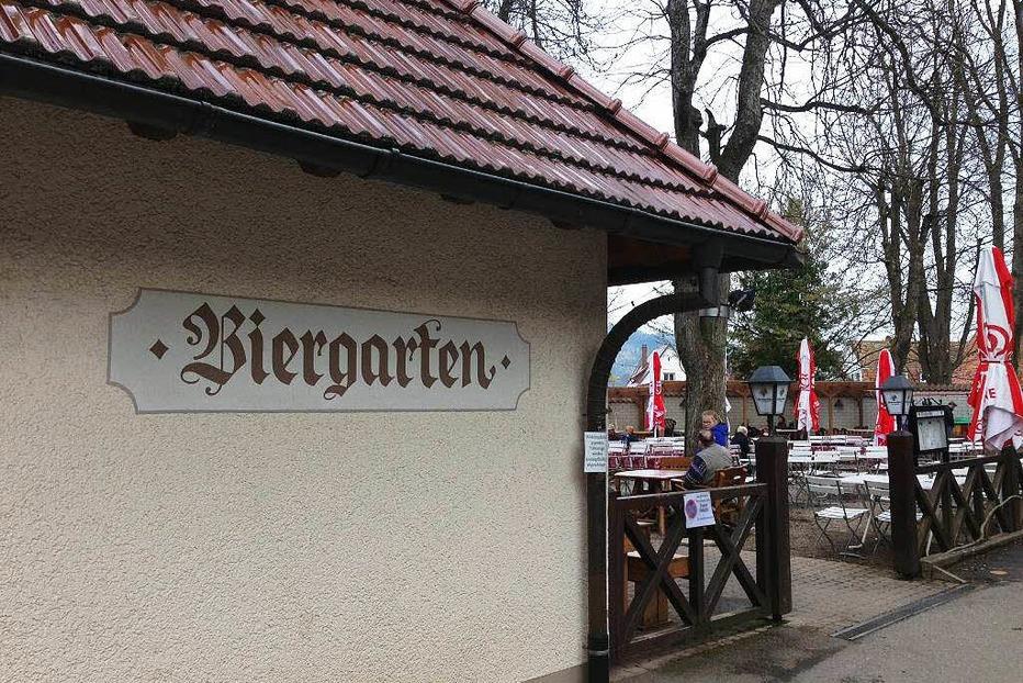 Café-Restaurant Stadtrainsee - Waldkirch