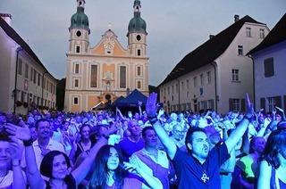 """Das Niveau von """"Stimmen"""" passe gut zu Arlesheim, sagt Lukas Stückelberger"""