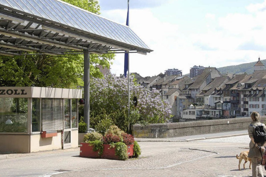 Zoll - Rheinfelden