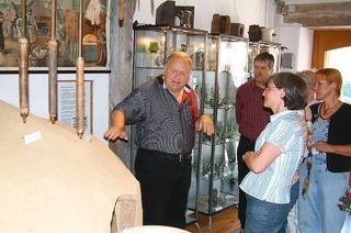 Wald-Glas-Museum Gersbach (6.-19. August 2018 und 10.-16. September 12018 wegen Renovierung und Umgestaltung geschlossen)