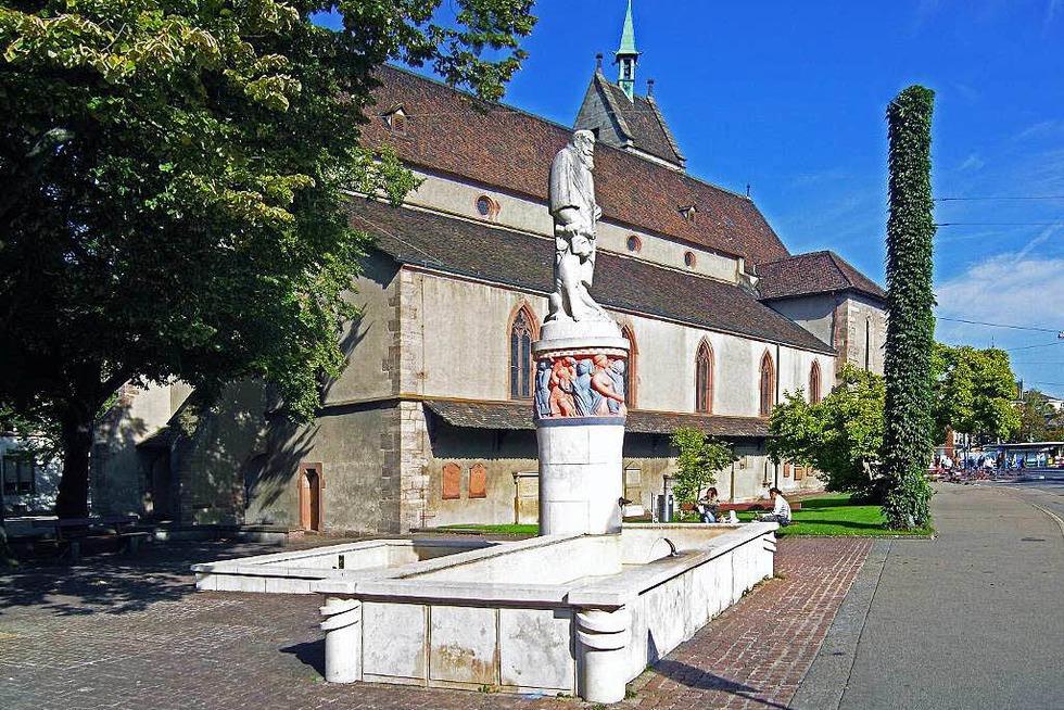 Theodorskirche - Basel