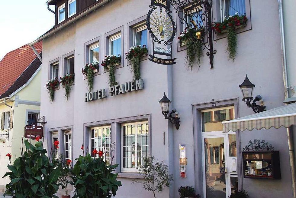 Hotel Pfauen - Faßdüge - Endingen