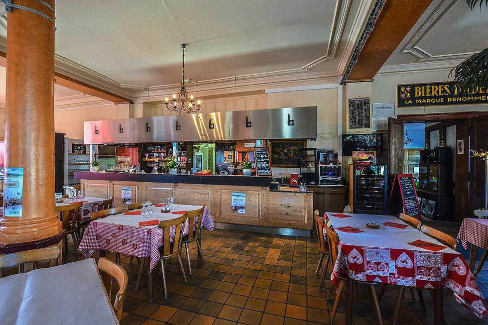 Restaurant Bateau du Rhin - Straßburg