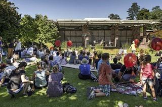 Sommerfest in der Fondation Beyeler