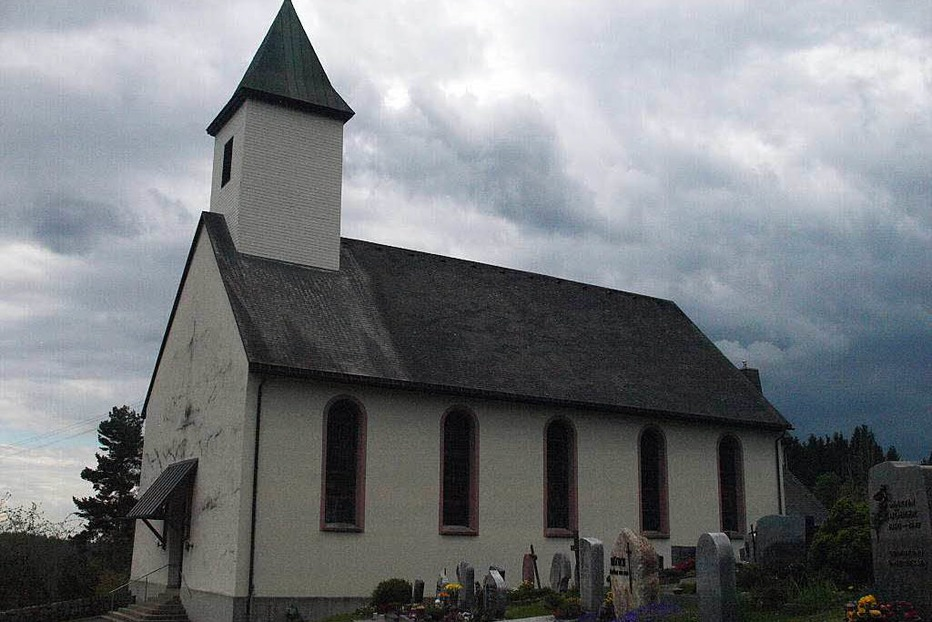 Kirche St. Peter und Paul (Urberg) - Dachsberg