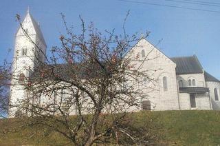 Kirche St. Bernhard (Hierbach)