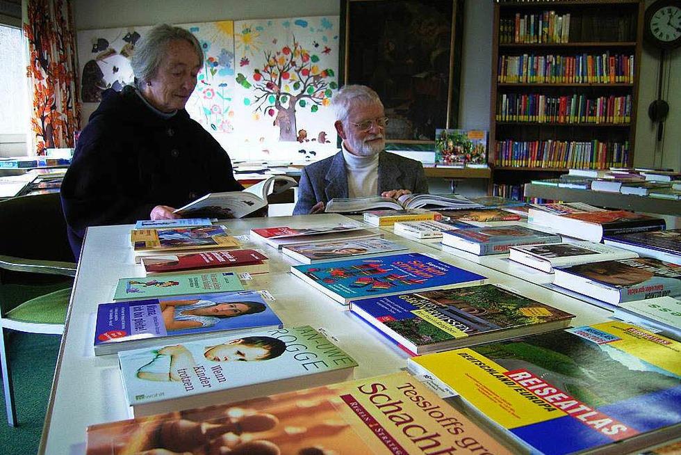 Katholische Bücherei Menzenschwand - St. Blasien