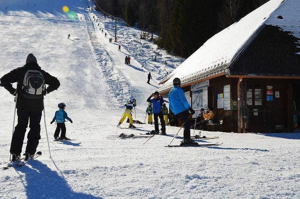 Skiarena Spießhorn (Menzenschwand) - Dachsberg