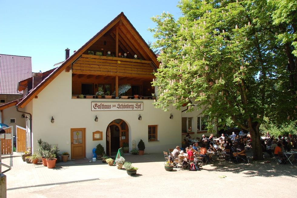 Gasthaus Schönberghof - Ebringen