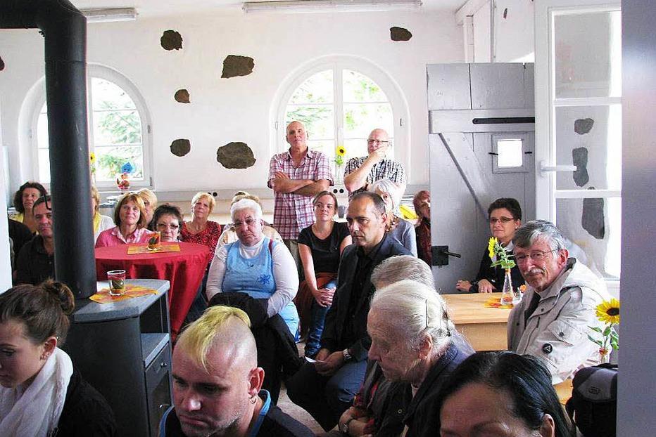 Werkstattcafé - Sankt Peter