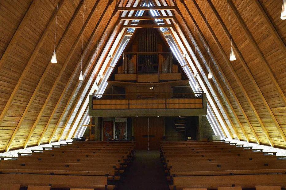 Evangelische Johanneskirche - Höchenschwand