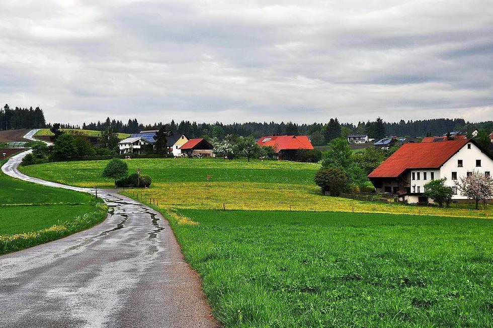 Ortsteil Oberweschnegg - Höchenschwand