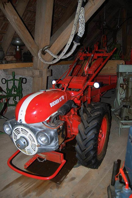Bauern- und Bulldogmuseum - Stühlingen