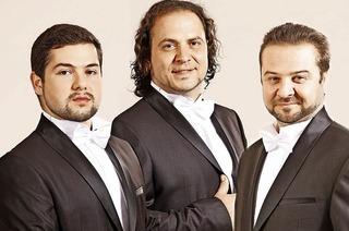 Mit Dilian Kushev (Bariton), Jurii Nikolov (Tenor), Manol Paskalev (Klavier/Orgel) in Hinterzarten