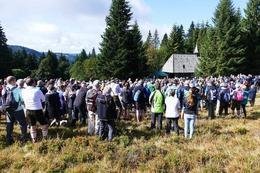 Fotos: Tausende feiern das Laurentiusfest auf dem Feldberg