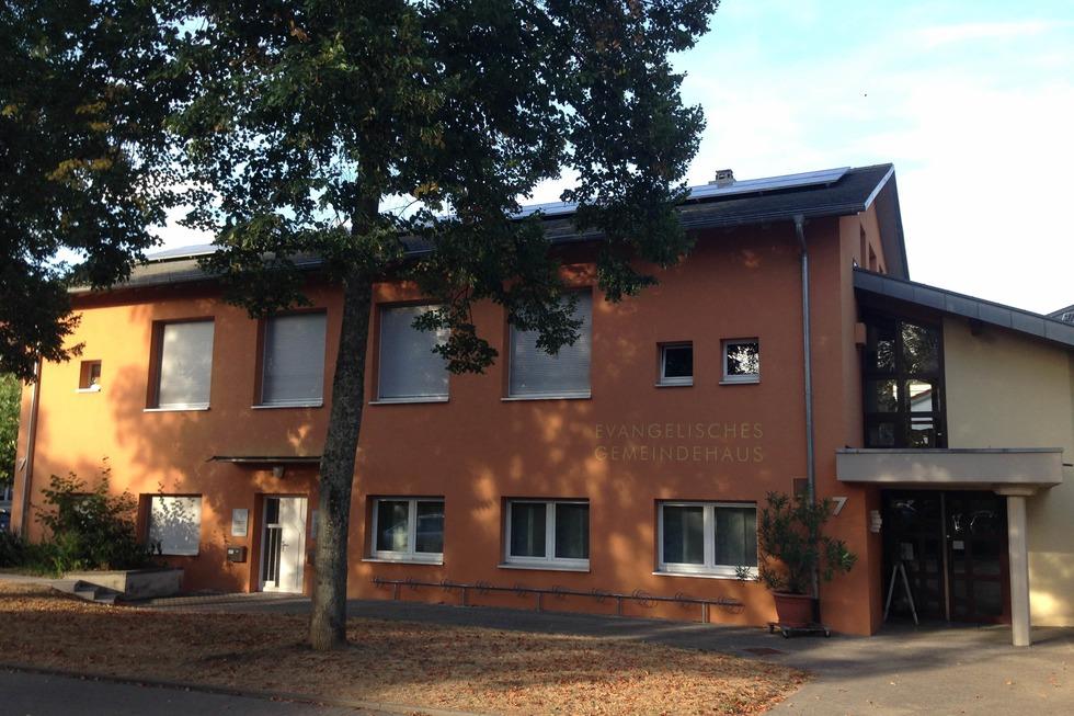 Evangelisches Gemeindehaus - Bad Krozingen