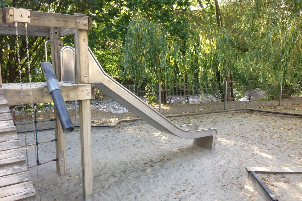 Spielplatz Schwarzwaldstraße - Bad Krozingen