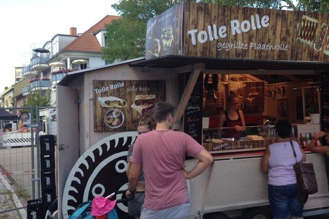 Die tolle Rolle (Food Truck)