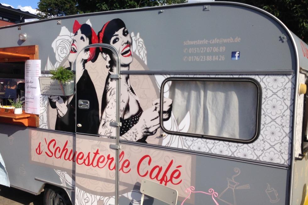 s'Schwesterle Café - Staufen