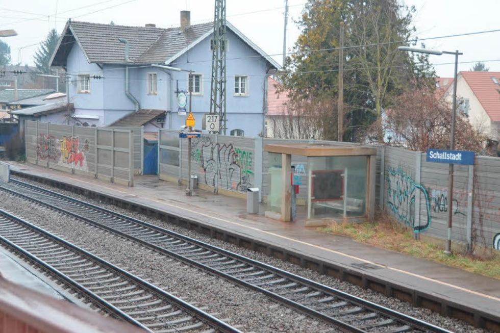 Bahnhof - Schallstadt