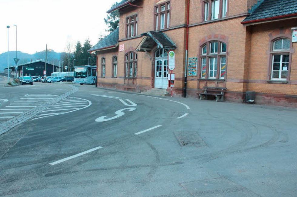 Bahnhof - Elzach