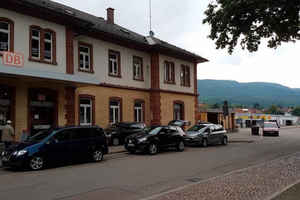Bahnhof - Bad Säckingen