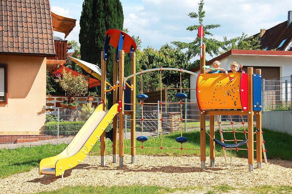 Spielplatz Kirchgässle - Gundelfingen