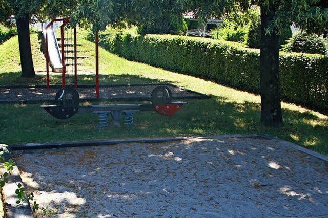 Spielplatz Lindenstraße (Wallbach)