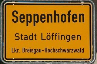 Ortsteil Seppenhofen