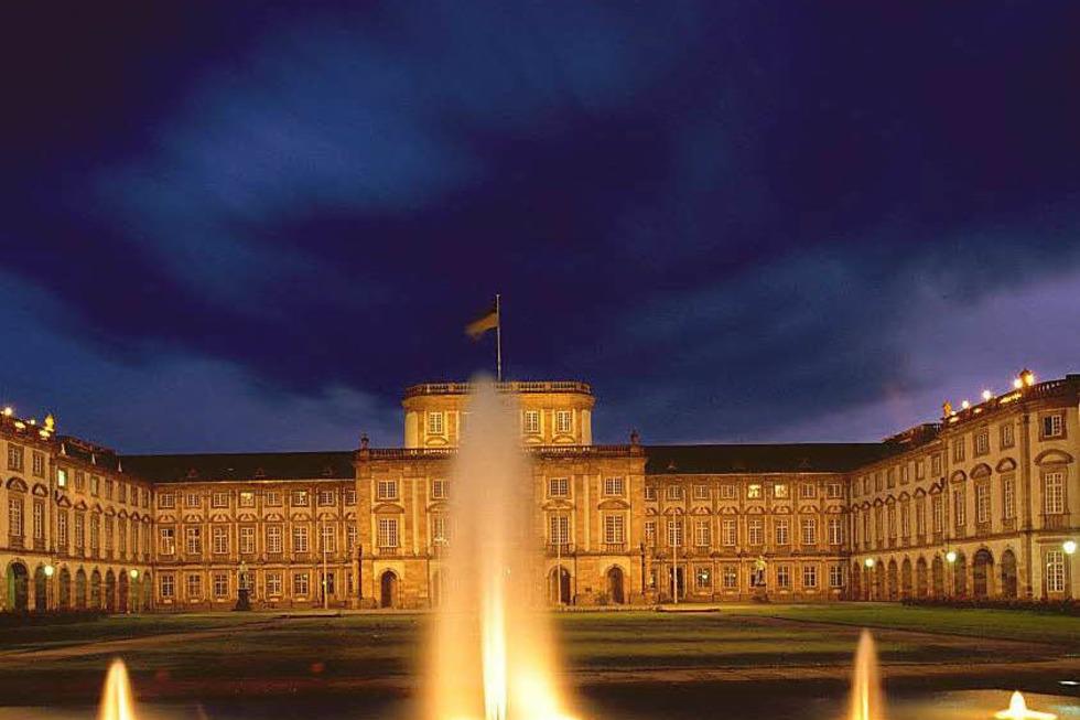 Mannheimer Schloß - Mannheim