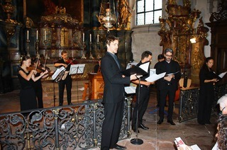Waldkircher Abendmusik mit Chapelle de la Vigne