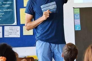"""Grundschullehrer über seinen Beruf: """"Für mich ist es ein Privileg, Bezugsperson zu sein"""""""