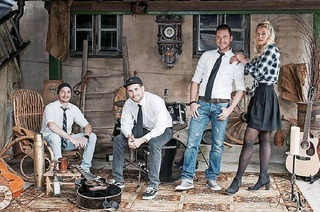 Acoustic Rock, Folk und Country mit Try Tomorrow in Biberach