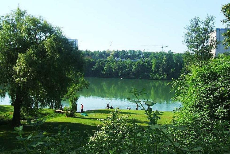 Hertener Loch (am Rheinufer) - Rheinfelden