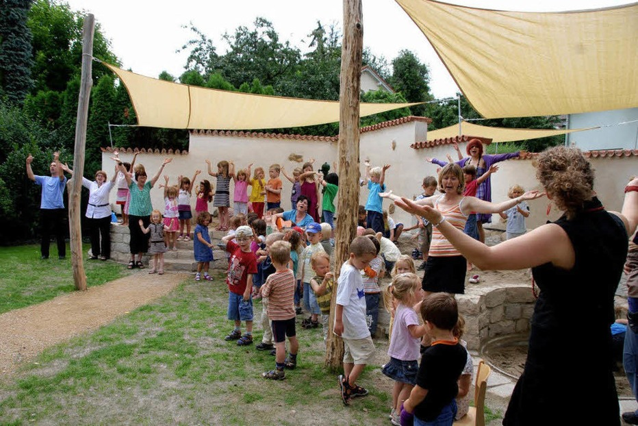 Kath. Kindergarten Maria Quell - Endingen