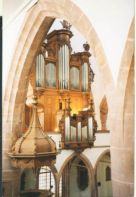 Peterskirche - Basel