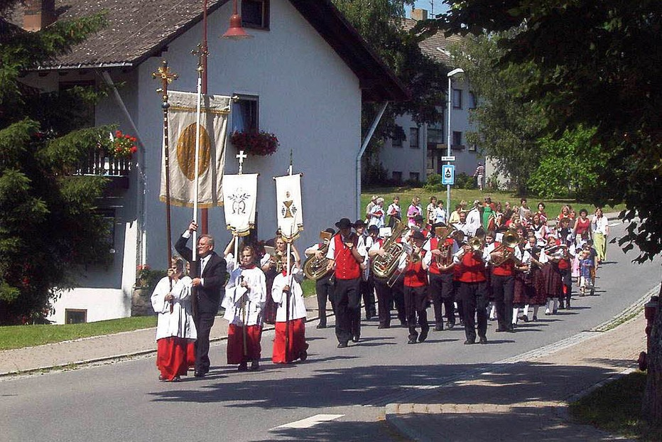 Kirche St. Margareta (Birkendorf) - Ühlingen-Birkendorf