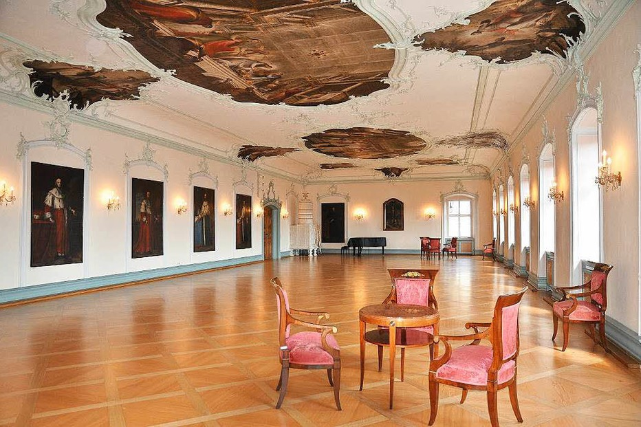 Fürstensaal - Sankt Peter