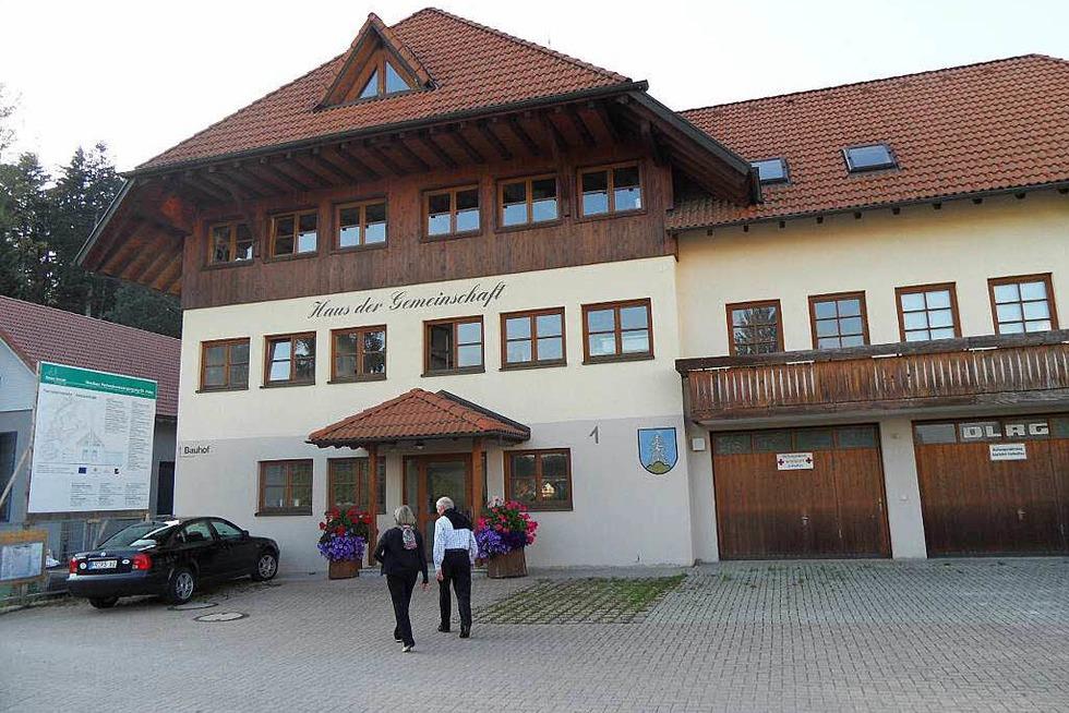 Haus der Gemeinschaft - Sankt Peter