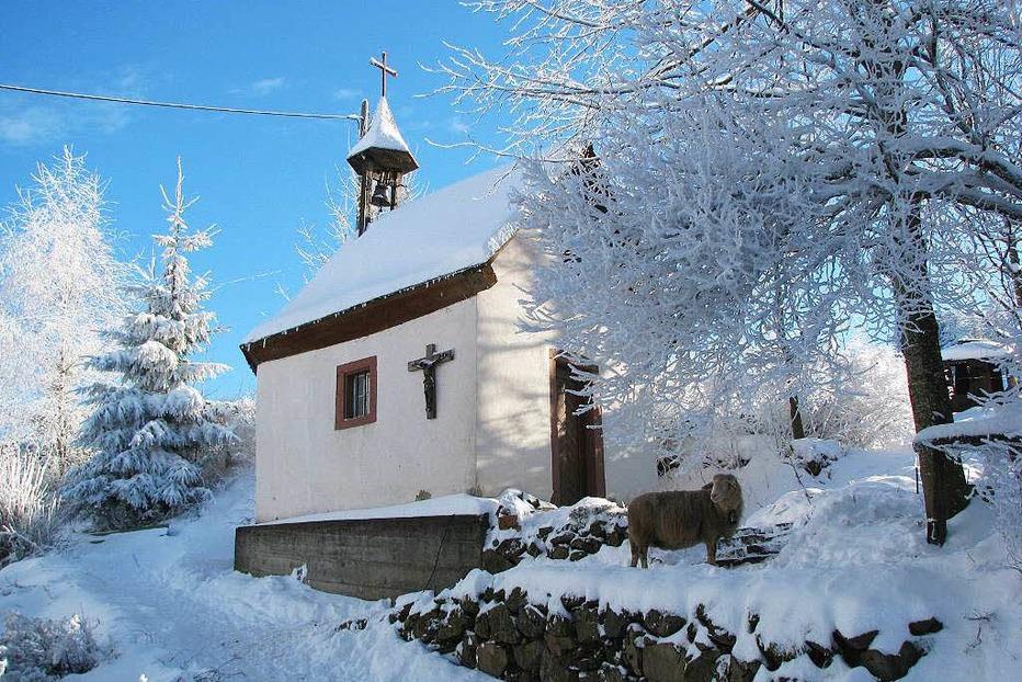 Lindlehof (Kapelle) - Sankt Peter