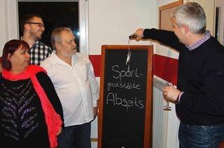Sportgaststätte Abseits