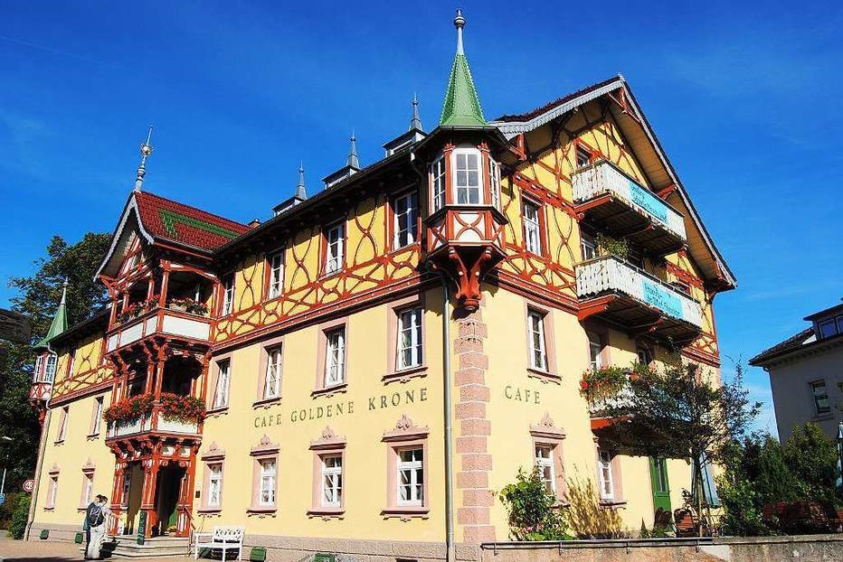 Landfrauencafé Goldene Krone - Sankt Märgen