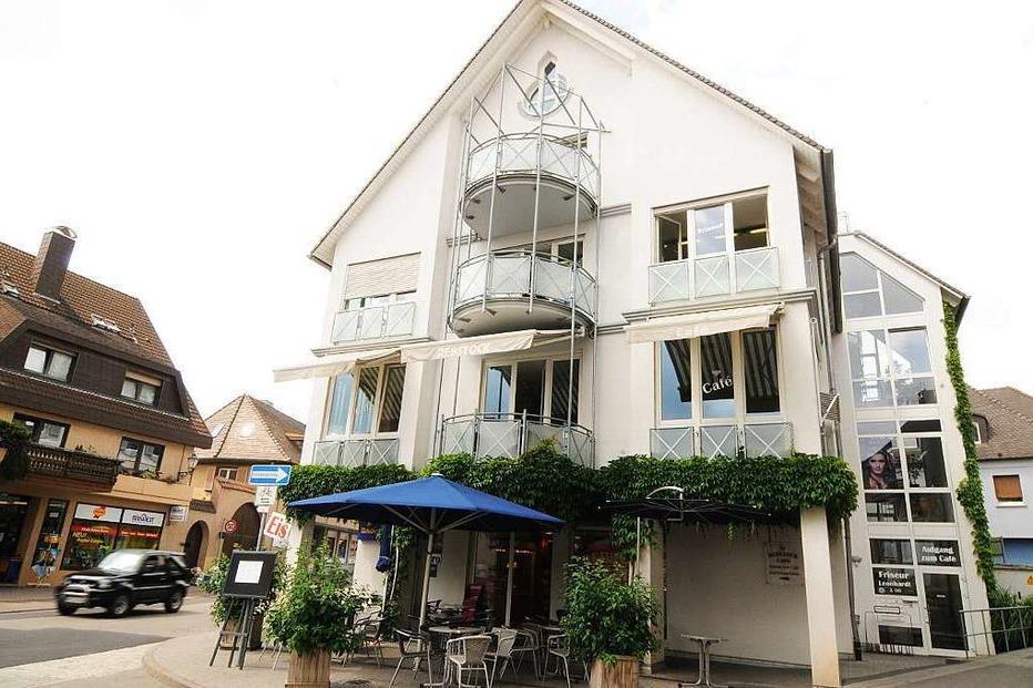 Café Rebstock (geschlossen) - Ihringen