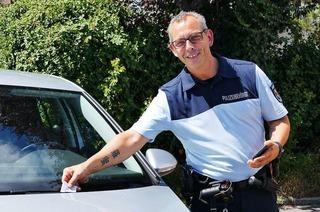 Stefan Langenkamp verteilt Strafzettel – und hört häufig Beleidigungen