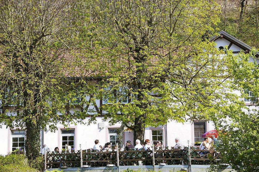 Gasthaus Limburg - Sasbach