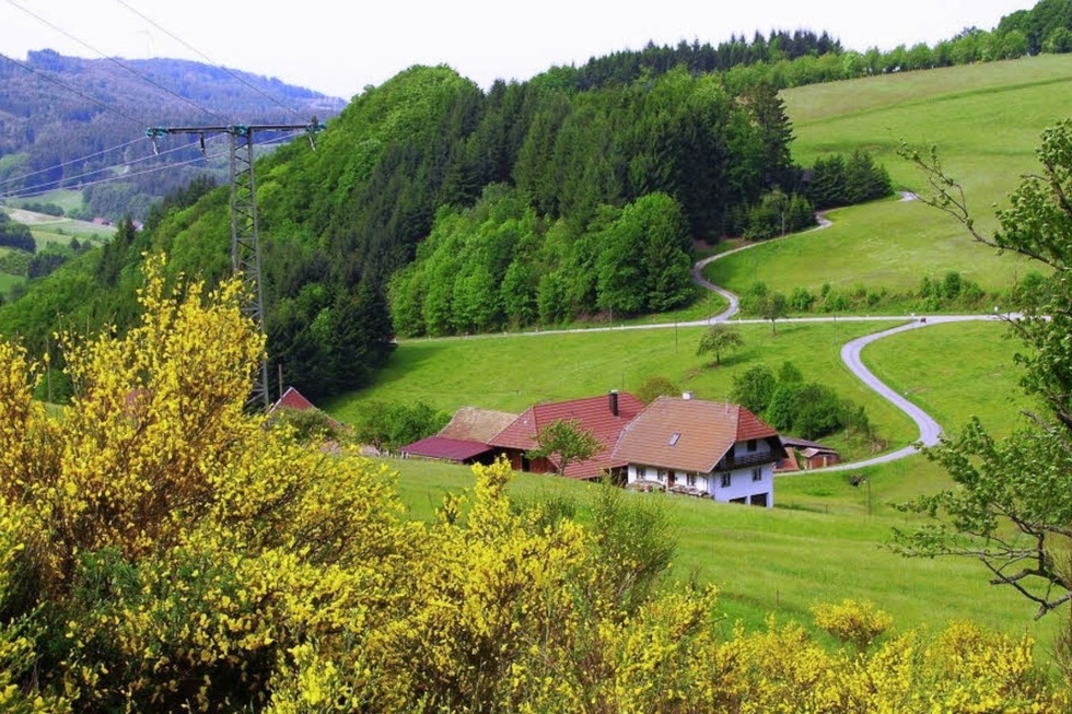 Geisberg (Schweighausen) - Schuttertal