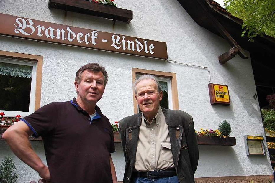 Berggasthof Brandeck-Lindl - Ohlsbach